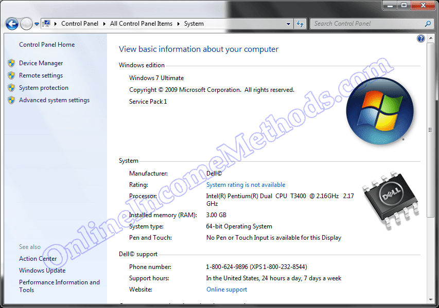 How To Fix Dell Inspiron 1545 DVD Rom (TS-L633B) on Windows 7 / 8 / 8.1?