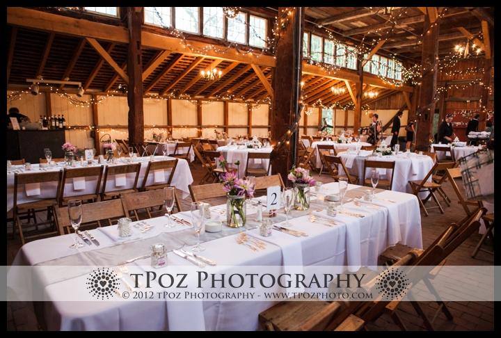 Wedding Reception Yellow Barn Landis Valley Museum