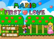 Mario First Love