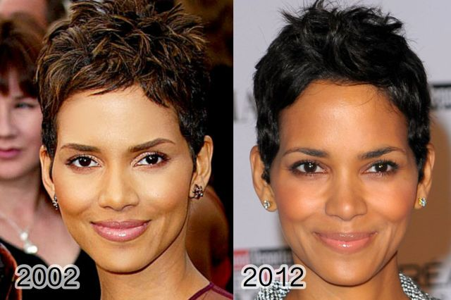Halle Berry looks ageless. We wonder what is her secret?