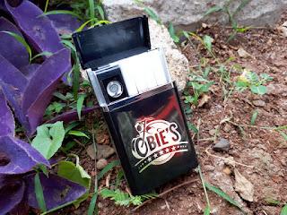 Kotak Rokok Dengan Korek Api Plasma Rechargeable WillBy SD-227 Antik
