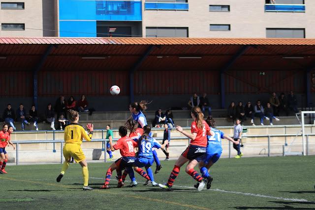 Pauldarrak 2-3 Aurrera Vitoria