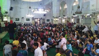 الدفع بأئمة مساجد يتحدثون اللغة الإنجليزية بالإسكندرية