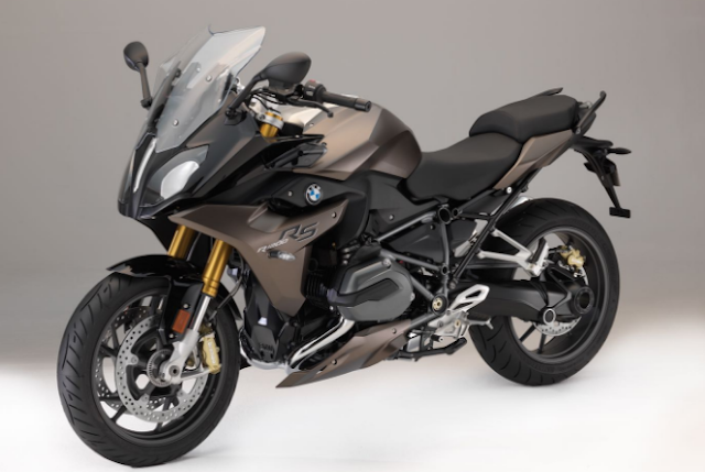 2018 BMW R 1200 RS Review