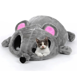 Funny Mouse Cave For Cat