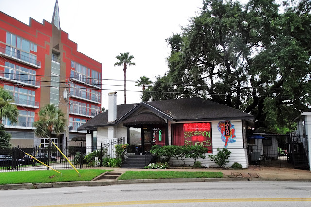Scorpion Studios 1401 Westheimer Rd, Houston, TX 77006