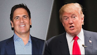 American billionaire, Mark Cuban shades Donald Trump