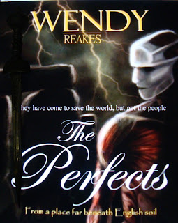 Portada del libro The Perfects, de Wendy Reakes