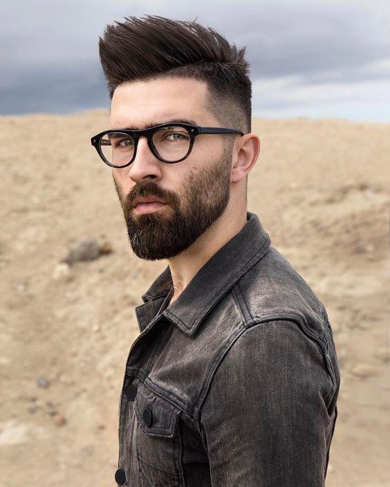 Los mejores cortes y peinados novedosos para hombres con - Peinados d hombre ...