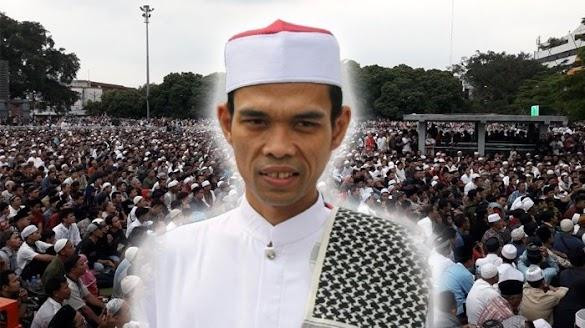 Akhirnya Ustadz Somad Buka Suara Soal Penolakan Cawapres