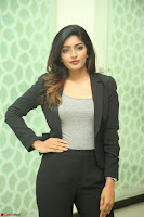 Actress Eesha Looks gorgeous in Blazer and T Shirt at Ami Tumi success meet ~  Exclusive 003.JPG