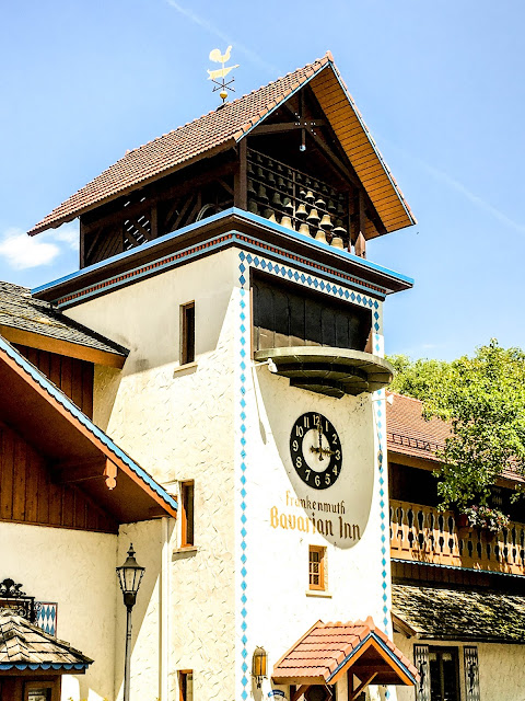 Bavarian Inn Clock Tower
