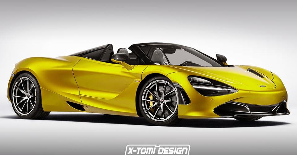 Ferrari 488 Specs >> A New McLaren 720S Spider Is Only A Matter Of Time
