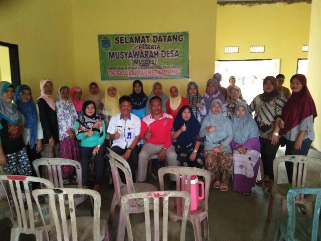 Dana Desa Sangat Membantu Perekonomian Masyarakat
