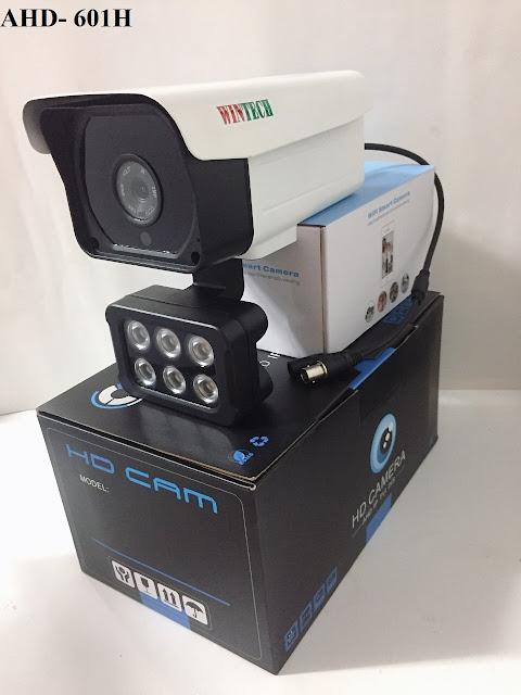 Camera AHD WinTech AHD- 601H Độ phân giải 2.0 MP