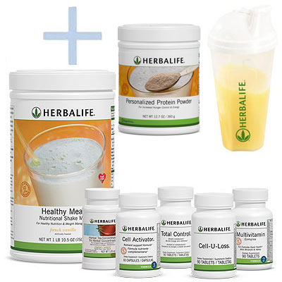 How To Use Cell U Loss Tablets