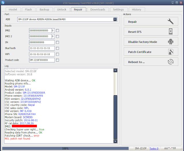 z3x samsung tool pro v30.5 full crack