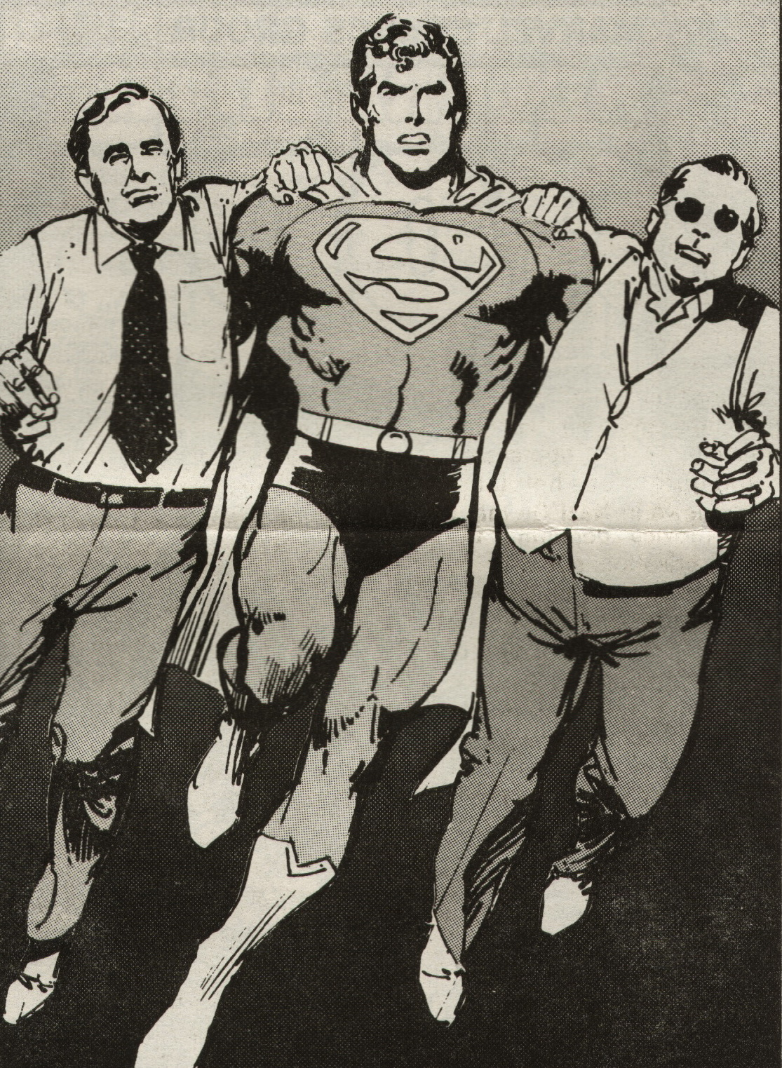 Image result for superman and jerry siegel