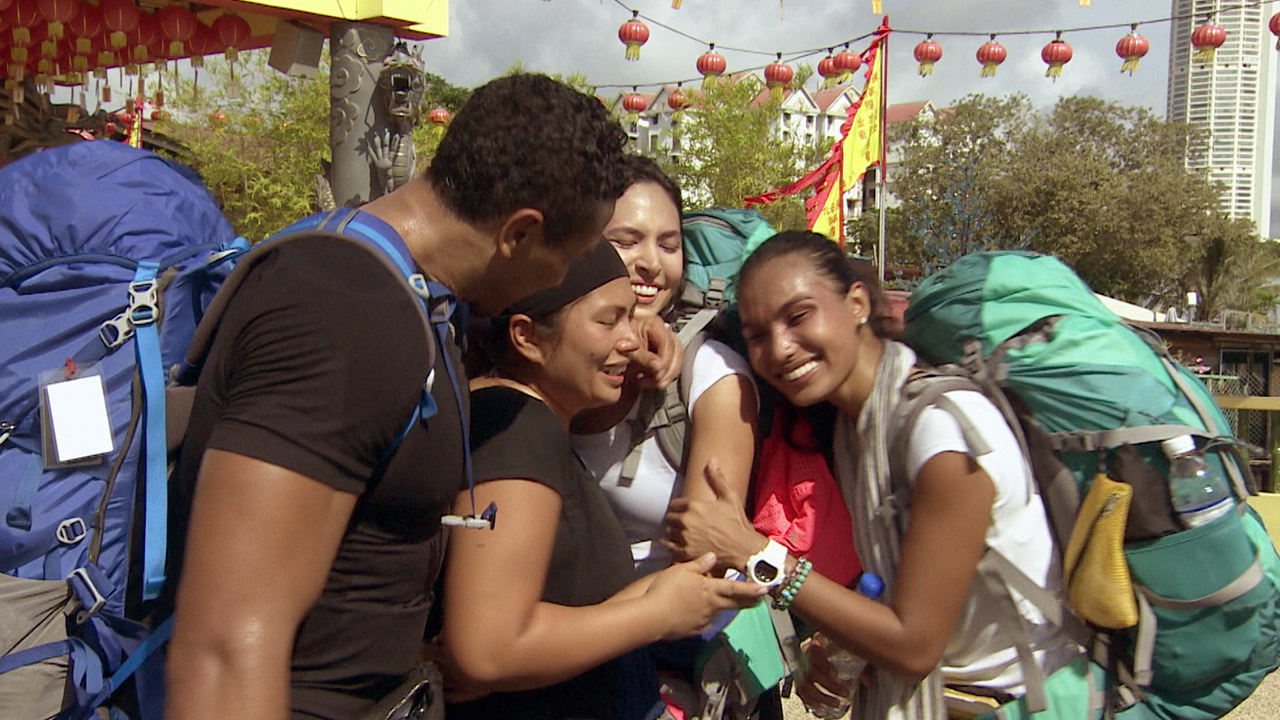 The Amazing Race Asia Season 5 Update The Stress Of The