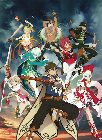Tales of Zestiria the X BD Subtitle Indonesia Batch