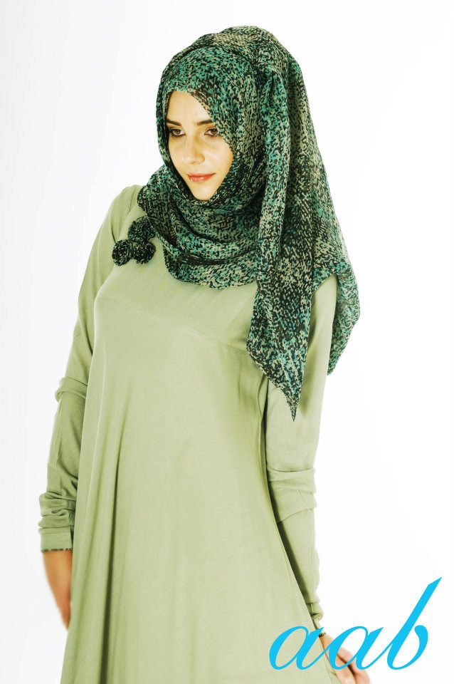 Aab Ramadan Abaya For Muslim Girls