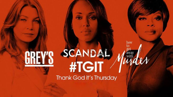 TGIT Returns Promo + Promotional Poster
