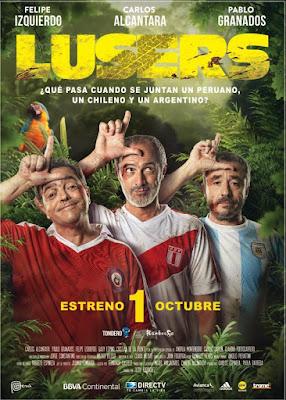 Lusers 2015 DVD R4 NTSC Latino
