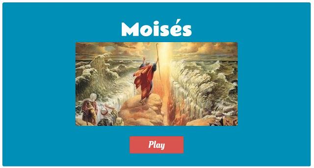 Juego Cristianos Moisés