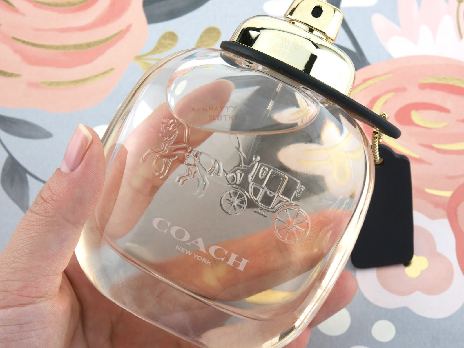 Coach The Fragrance Eau De Parfum Review The Happy Sloths Beauty