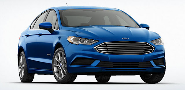 New Cars: 2017 Ford Fusion at the Olympia Auto Mall