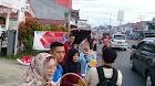 Pelaksana Program Keluarga Harapan di Kapuas Hulu Bagi Takjil