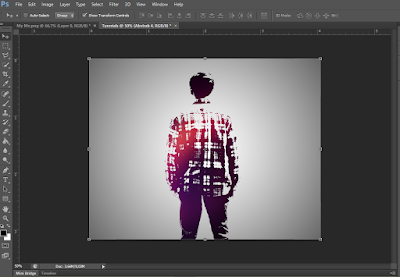 Tutorial Membuat Splatter Effect Dengan Photoshop 41