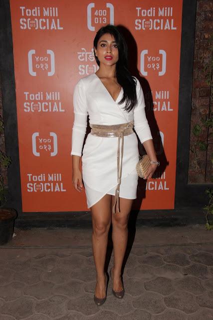 shriya saran hot thigh show photo