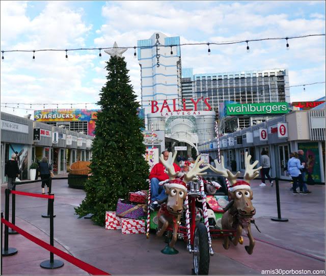 Navidad en Las Vegas 2017: Santa en The Strip