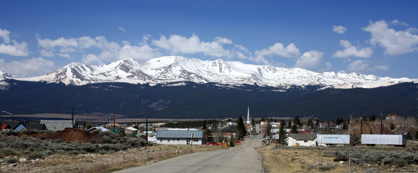 Mount Massive Leadville Colorado