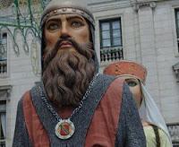 Gigantón de El Cid