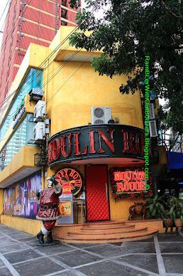 Moulin Rouge, P.Burgos Street, Makati, Manila, Philippines