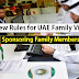 New Requirements for Family Visa in UAE