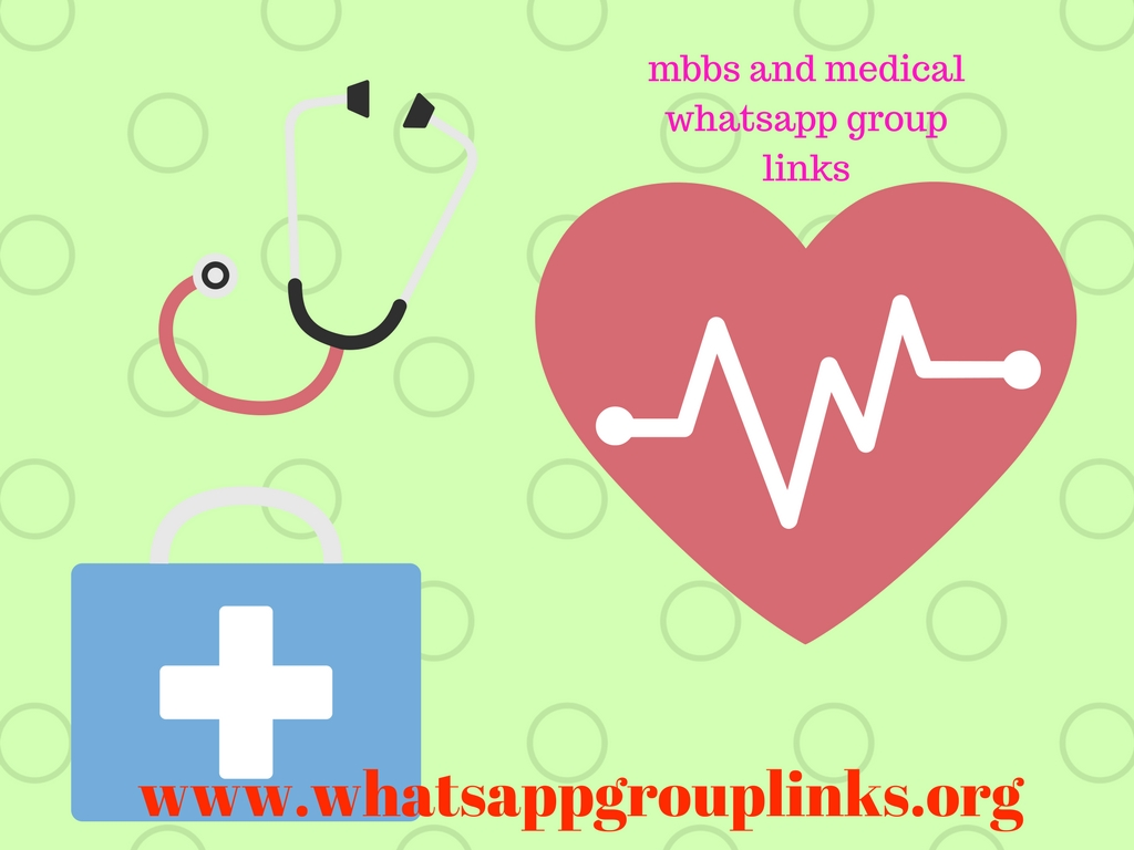 JOIN MBBS/MEDICAL WHATSAPP GROUP LINKS LIST - Whatsapp Group Links
