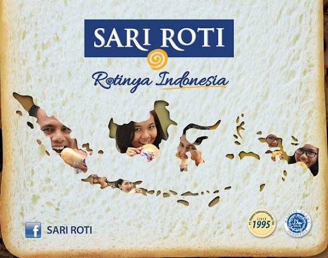Sari Roti Rotinya Orang Indonesia