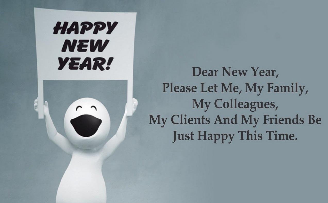 Happy New Year Whatsapp Status And Facebook Status