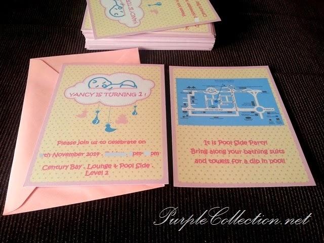 Baby invitation, birthday, card, 1 year old, pink, girl, print, printing, pearl, penang, century bay, pool, malaysia, selangor, kuala lumpur, johor bahru, cute, modern, colourful, special, unique, personalised, personalized, bespoke, custom design, handmade, hand crafted, perak, ipoh, bentong, kuantan, pahang, muar, tangkak, kuching, sarawak, sabah, kota kinabalu, sandakan, kedah, kelantan, perlis, australia, united states of america, london, UK, canada, new zealand, cheap, affordable, online, order, purchase, buy