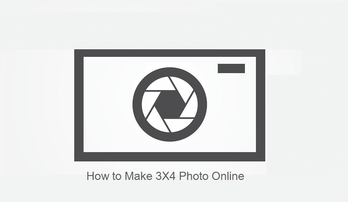 Membuat foto 3x4 online