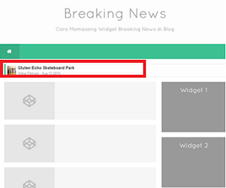 Breaking-news-widget-blogger-2016