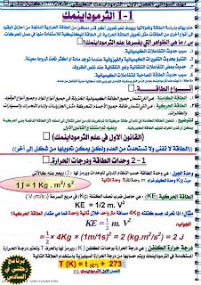 ملزمة الكيمياء للصف السادس العلمي الفرع التطبيقي للأستاذ مهند علي السوداني 2016 - 2017