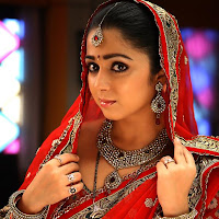 Charmi in traditional outfit from zilla ghaziabad