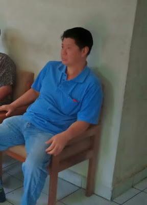 Kejaksaan Beltim Eksekusi Mantan Direktur PT.MASJ ke Lapas Cerucuk Tanjungpandan