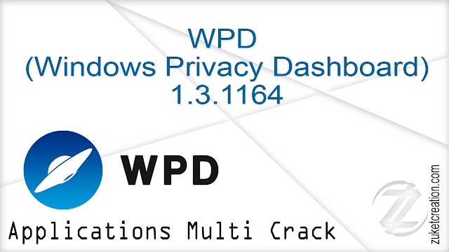 WPD (Windows Privacy Dashboard) 1.3.1164    |  1 MB