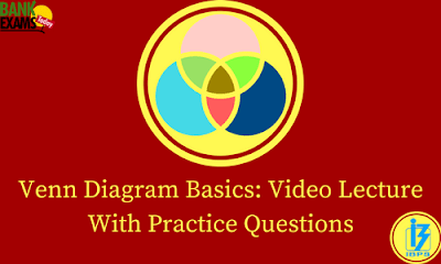 Venn diagram basics video lecture with practice questions bank venn diagram basics video lecture with practice questions ccuart Choice Image