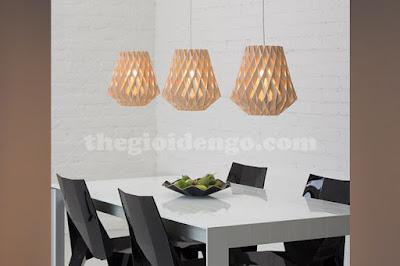 Đèn gỗ trang trí dg212 - 7